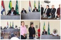 Câmara reinicia as atividades parlamentares referente ao Período de 2019